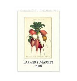 Cavallini Papers Farmer's Market Wall Calendar