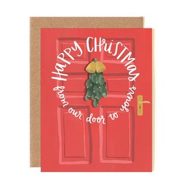1Canoe2 Mistletoe Door, Boxed