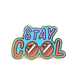 Valley Cruise Press Stay Cool Pin