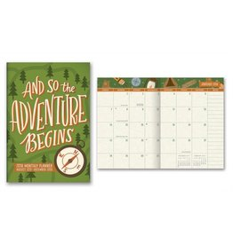 Studio Oh! 2018 Adventure Begins Planner