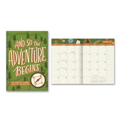 Studio Oh! 2018 Adventure Begins Planner