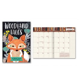 Studio Oh! 2018 Woodland Tales Monthly Planner