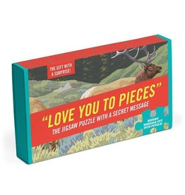 Knock Knock Puzzle:  Love You To Pieces