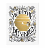 Rifle Paper You're The Bees Knees Art Print, 8x10
