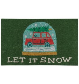 Now Designs Let It Snow Doormat