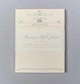 Karen Adams Telefono Notepad