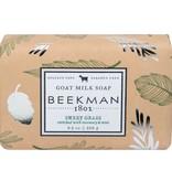 Beekman 1802 Sweet Grass Bar Soap