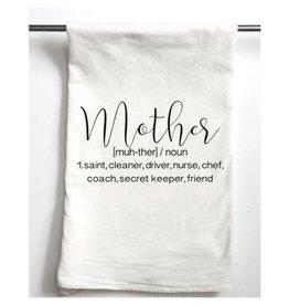Aspen Lane Mother Definition Tea Towel