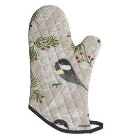 Now Designs Chickadee Oven Mitt