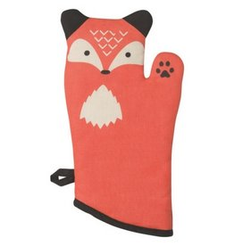 Now Designs Freddy Fox Oven Mitt