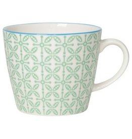 Now Designs Jade Cross Mug