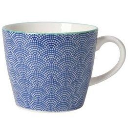 Now Designs Blue Waves Mug