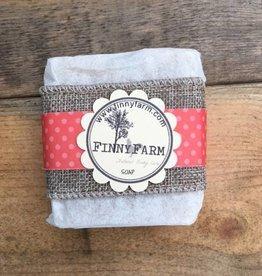 Finny Farm Bar Soap, Honey