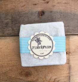 Finny Farm Bar Soap, Unscented