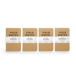 Field Notes Original Kraft Graph, Pack/3