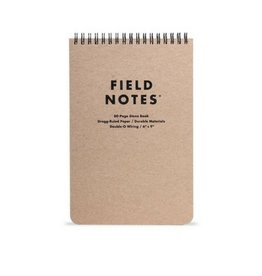 Field Notes The Steno