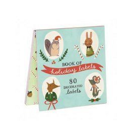 Hachette Book Group Book of Labels: Forest Friends