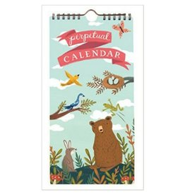 Hachette Book Group Forest Friends Perpetual Calendar