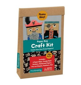 Hachette Book Group Pirates Paper Bag Craft