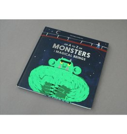 Hachette Book Group A-Z of Monsters & Magical Beings