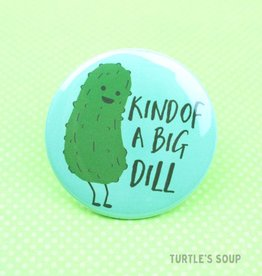 Turtle's soup Turtle - Big Dill Pin