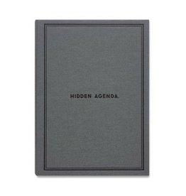 Easy Tiger Hidden Agenda Notebook