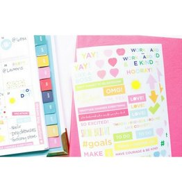Taylor Elliott Motivational Planner Stickers