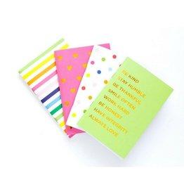 Taylor Elliott Mini Notebook Bundle
