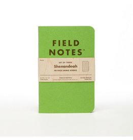 Field Notes Shenandoah 3 Pack