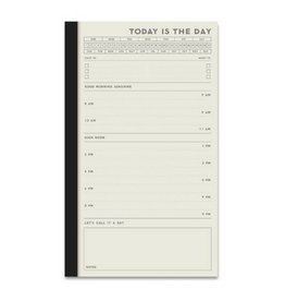 Easy Tiger Daily Notepad