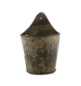 HomArt Wall Mounted Half Bucket