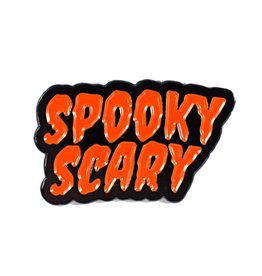 Valley Cruise Press Spooky Scary Pin