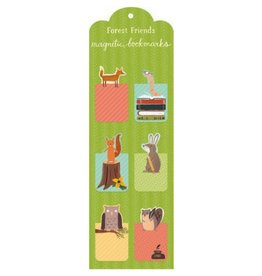 Hachette Book Group Forest Friends Magnetic Bookmarks