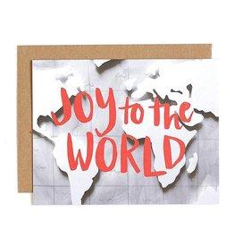 1Canoe2 Joy to the World