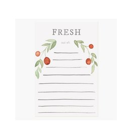 Pen + Pillar Fresh Grocery Notepad