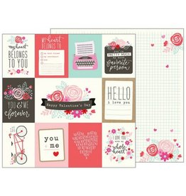 American Crafts Valentine's Day Paper