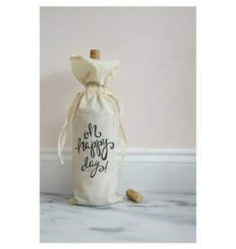 Colbie & Co. Oh Happy Day Wine Bag