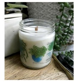 Girls Can Tell Soy Succulent Candle