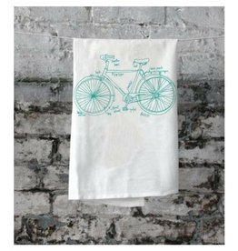 Girls Can Tell Bicycle Towel
