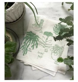 Girls Can Tell Succulents Towel