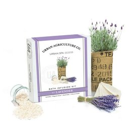 Urban Agriculture Lavender Bath Infusion