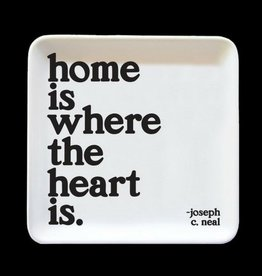 Quotable Home Is Where Dish
