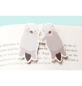 Crafted Van Otters Mini Magnet Bookmarks, 2pk