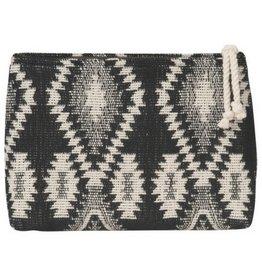 Now Designs Geo Cosmetic Bag, Sm