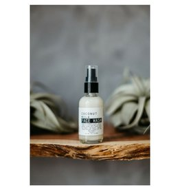 Moon River Naturals Moon - Coconut Milk Face Wash