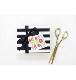 When It Rains Merry & Bright Gift Tags