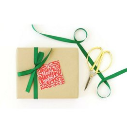 When It Rains Merry Christmas Gift Tags