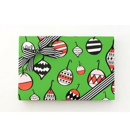 When It Rains Ornaments Gift Wrap