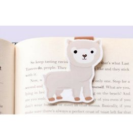 Crafted Van Alpaca Jumbo Bookmark