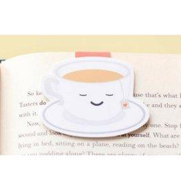 Crafted Van Teacup Jumbo Bookmark